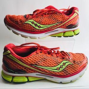 Saucony Womens Size 9 Triumph 10 Tennis Shoes